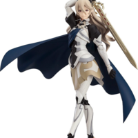figma ファイアーエムブレムif カムイ[女] ノンスケール ABS&PVC製 塗装済み可動フィギュア、(C) 2015 Nintendo / INTELLIGENT SYSTEMS、全高:約145mm